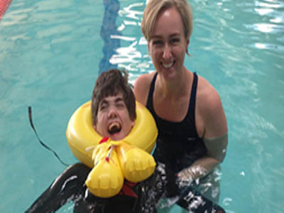 Aquatic therapy 400x300